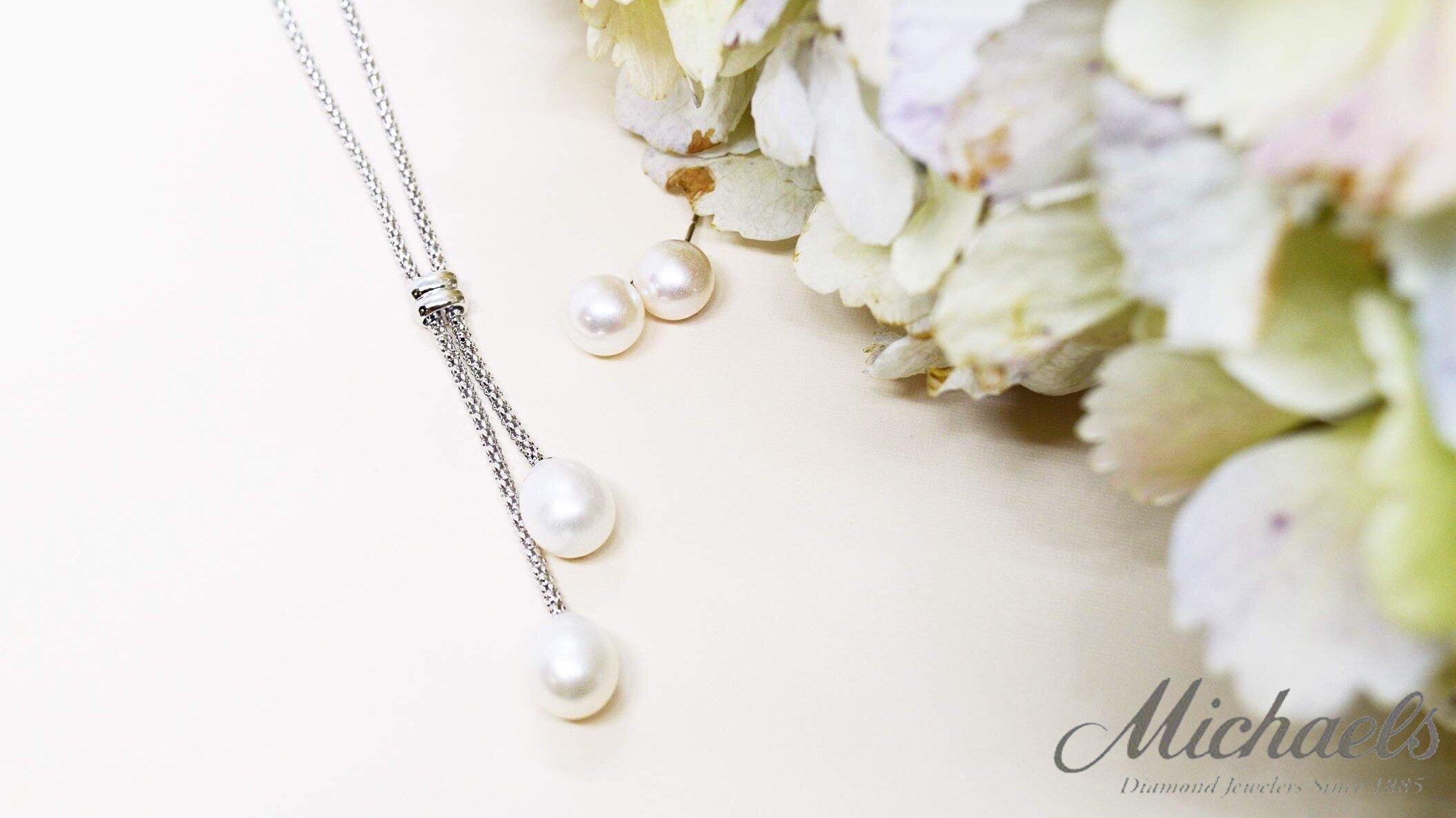freshwater-pearl-necklace-earrings