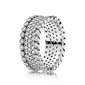 Pandora Lavish Sparkle Ring