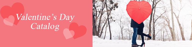 valentine's day catalog 2018
